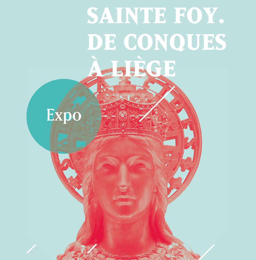 Sainte Foy De Conques Exposition A Liege Awap Patrimoine